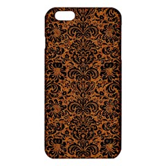 DAMASK2 BLACK MARBLE & RUSTED METAL iPhone 6 Plus/6S Plus TPU Case