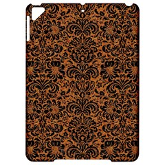 Damask2 Black Marble & Rusted Metal Apple Ipad Pro 9 7   Hardshell Case by trendistuff