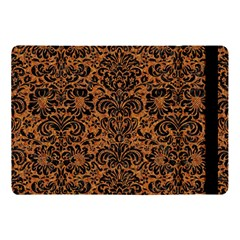 Damask2 Black Marble & Rusted Metal Apple Ipad Pro 10 5   Flip Case by trendistuff