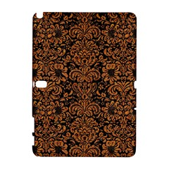 Damask2 Black Marble & Rusted Metal (r) Galaxy Note 1 by trendistuff