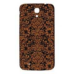 Damask2 Black Marble & Rusted Metal (r) Samsung Galaxy Mega I9200 Hardshell Back Case