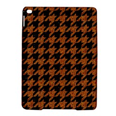 Houndstooth1 Black Marble & Rusted Metal Ipad Air 2 Hardshell Cases by trendistuff