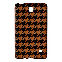 Houndstooth1 Black Marble & Rusted Metal Samsung Galaxy Tab 4 (8 ) Hardshell Case  by trendistuff