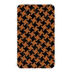 HOUNDSTOOTH2 BLACK MARBLE & RUSTED METAL Memory Card Reader