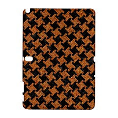 HOUNDSTOOTH2 BLACK MARBLE & RUSTED METAL Galaxy Note 1