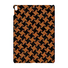 HOUNDSTOOTH2 BLACK MARBLE & RUSTED METAL Apple iPad Pro 10.5   Hardshell Case