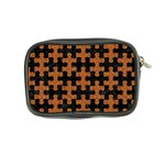 PUZZLE1 BLACK MARBLE & RUSTED METAL Coin Purse Back