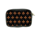 ROYAL1 BLACK MARBLE & RUSTED METAL Coin Purse Back