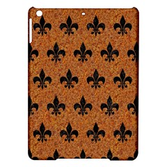 Royal1 Black Marble & Rusted Metal (r) Ipad Air Hardshell Cases by trendistuff