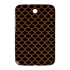 Scales1 Black Marble & Rusted Metal (r) Samsung Galaxy Note 8 0 N5100 Hardshell Case  by trendistuff