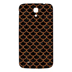Scales1 Black Marble & Rusted Metal (r) Samsung Galaxy Mega I9200 Hardshell Back Case by trendistuff