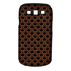 SCALES2 BLACK MARBLE & RUSTED METAL (R) Samsung Galaxy S III Classic Hardshell Case (PC+Silicone)