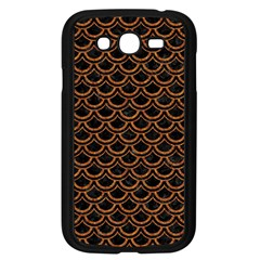Scales2 Black Marble & Rusted Metal (r) Samsung Galaxy Grand Duos I9082 Case (black) by trendistuff