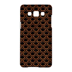 SCALES2 BLACK MARBLE & RUSTED METAL (R) Samsung Galaxy A5 Hardshell Case