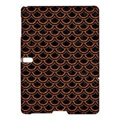 Scales2 Black Marble & Rusted Metal (r) Samsung Galaxy Tab S (10 5 ) Hardshell Case  by trendistuff