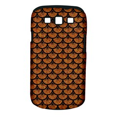 SCALES3 BLACK MARBLE & RUSTED METAL Samsung Galaxy S III Classic Hardshell Case (PC+Silicone)
