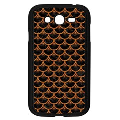 SCALES3 BLACK MARBLE & RUSTED METAL (R) Samsung Galaxy Grand DUOS I9082 Case (Black)