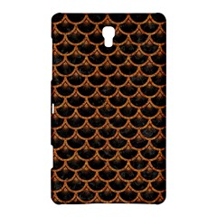 SCALES3 BLACK MARBLE & RUSTED METAL (R) Samsung Galaxy Tab S (8.4 ) Hardshell Case