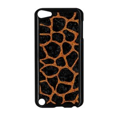 Skin1 Black Marble & Rusted Metal Apple Ipod Touch 5 Case (black)