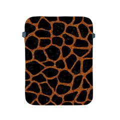 Skin1 Black Marble & Rusted Metal Apple Ipad 2/3/4 Protective Soft Cases