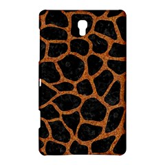 Skin1 Black Marble & Rusted Metal Samsung Galaxy Tab S (8 4 ) Hardshell Case  by trendistuff