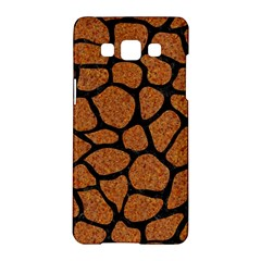 Skin1 Black Marble & Rusted Metal (r) Samsung Galaxy A5 Hardshell Case  by trendistuff