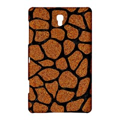 Skin1 Black Marble & Rusted Metal (r) Samsung Galaxy Tab S (8 4 ) Hardshell Case  by trendistuff