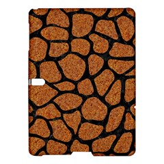 Skin1 Black Marble & Rusted Metal (r) Samsung Galaxy Tab S (10 5 ) Hardshell Case  by trendistuff
