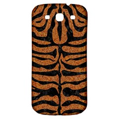 Skin2 Black Marble & Rusted Metal Samsung Galaxy S3 S Iii Classic Hardshell Back Case by trendistuff
