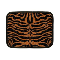 Skin2 Black Marble & Rusted Metal (r) Netbook Case (small)  by trendistuff