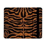 SKIN2 BLACK MARBLE & RUSTED METAL (R) Samsung Galaxy Tab Pro 8.4  Flip Case Front