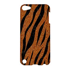 Skin3 Black Marble & Rusted Metal Apple Ipod Touch 5 Hardshell Case by trendistuff