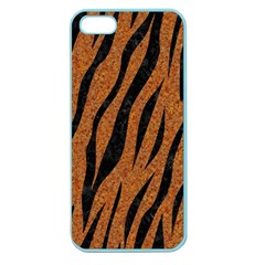 Skin3 Black Marble & Rusted Metal Apple Seamless Iphone 5 Case (color) by trendistuff