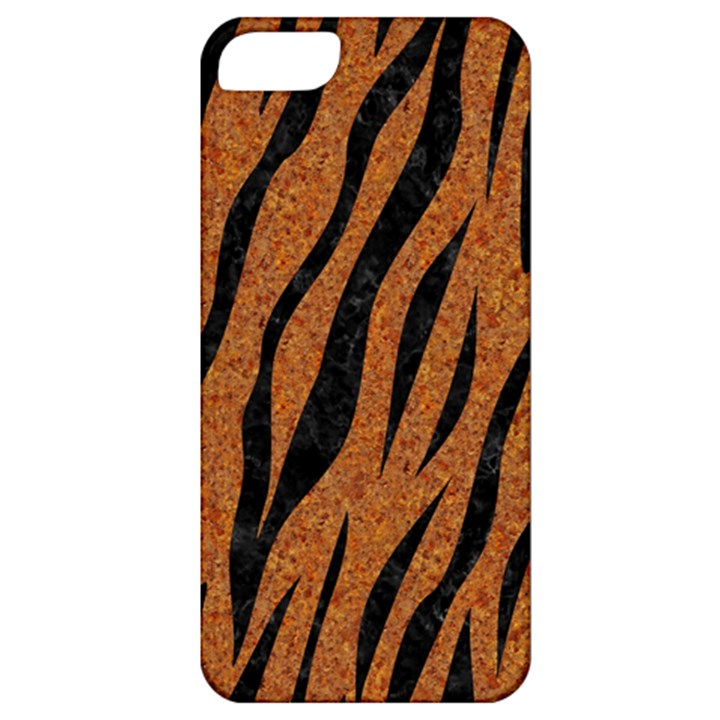 SKIN3 BLACK MARBLE & RUSTED METAL Apple iPhone 5 Classic Hardshell Case