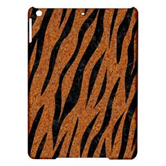 Skin3 Black Marble & Rusted Metal Ipad Air Hardshell Cases by trendistuff