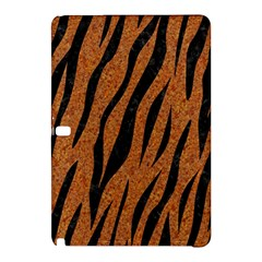 Skin3 Black Marble & Rusted Metal Samsung Galaxy Tab Pro 12 2 Hardshell Case by trendistuff