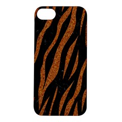 Skin3 Black Marble & Rusted Metal (r) Apple Iphone 5s/ Se Hardshell Case by trendistuff