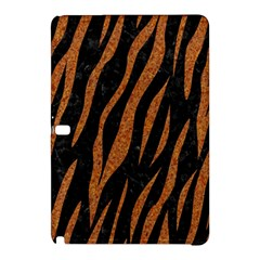 Skin3 Black Marble & Rusted Metal (r) Samsung Galaxy Tab Pro 10 1 Hardshell Case by trendistuff