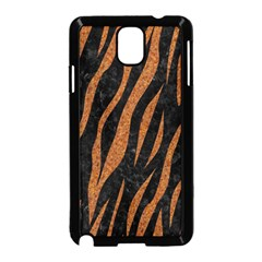 Skin3 Black Marble & Rusted Metal (r) Samsung Galaxy Note 3 Neo Hardshell Case (black) by trendistuff