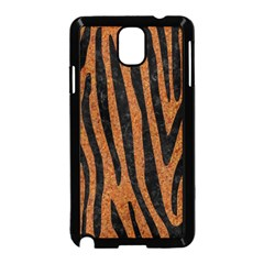 Skin4 Black Marble & Rusted Metal (r) Samsung Galaxy Note 3 Neo Hardshell Case (black) by trendistuff