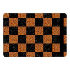 Square1 Black Marble & Rusted Metal Apple Ipad Pro 10 5   Flip Case by trendistuff