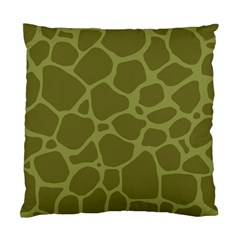 Autumn Animal Print 1 Standard Cushion Case (one Side) by tarastyle