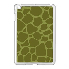 Autumn Animal Print 1 Apple Ipad Mini Case (white) by tarastyle