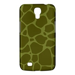 Autumn Animal Print 1 Samsung Galaxy Mega 6 3  I9200 Hardshell Case by tarastyle
