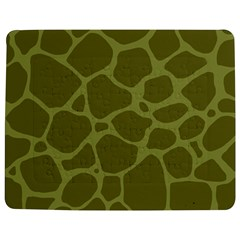 Autumn Animal Print 1 Jigsaw Puzzle Photo Stand (rectangular) by tarastyle