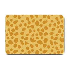 Autumn Animal Print 2 Small Doormat  by tarastyle