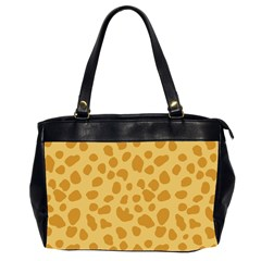 Autumn Animal Print 2 Office Handbags (2 Sides)  by tarastyle