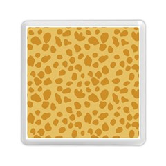 Autumn Animal Print 2 Memory Card Reader (square)  by tarastyle