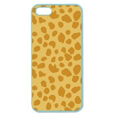 Autumn Animal Print 2 Apple Seamless Iphone 5 Case (color) by tarastyle