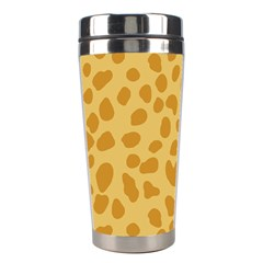 Autumn Animal Print 2 Stainless Steel Travel Tumblers by tarastyle